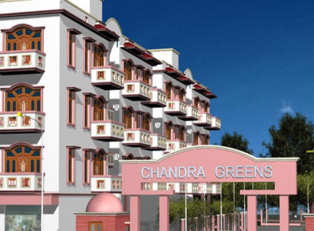 Chandra Towers-Green