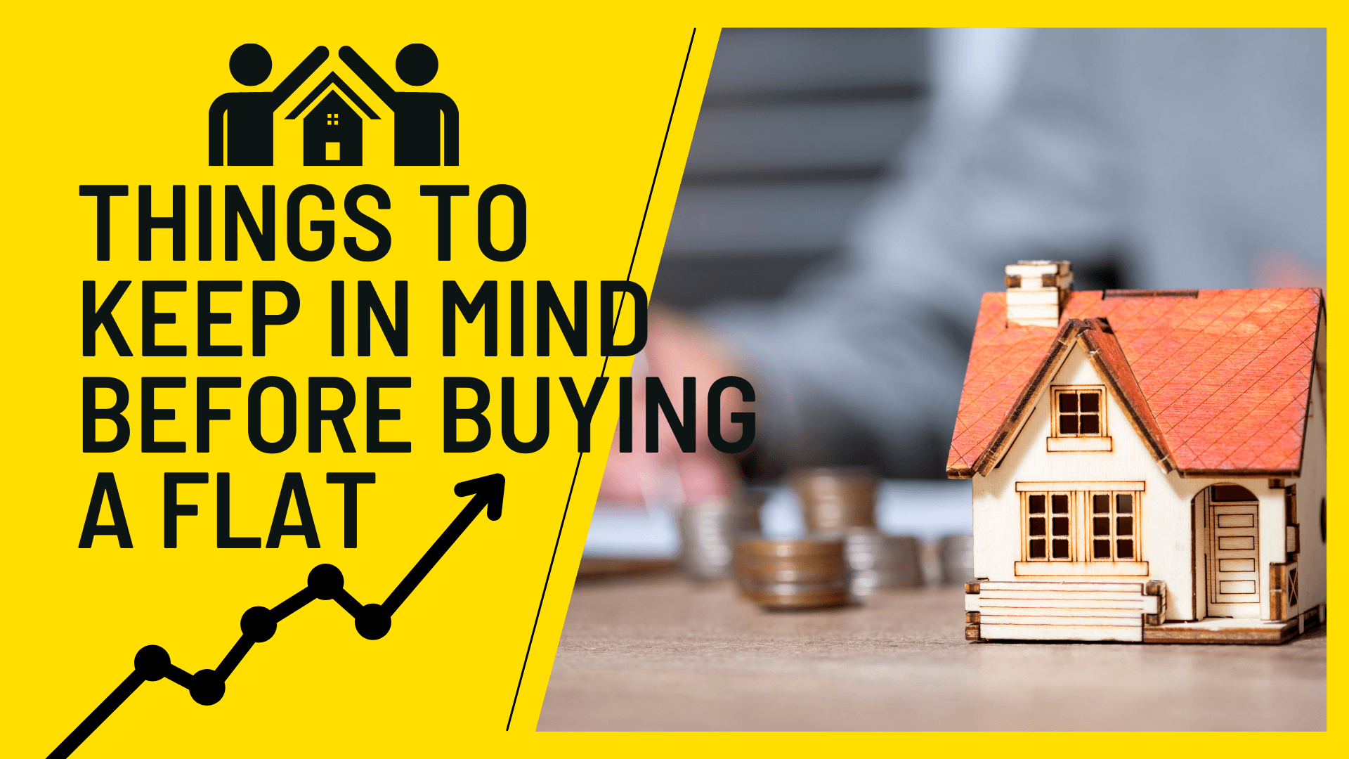 Things to keep in mind before buying a Flat